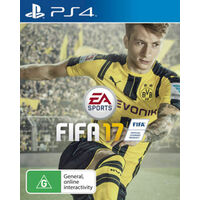 FIFA 17 G Rating PS4 Playstation 4 Game - Disc Like New