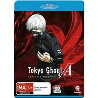 Tokyo Ghoul VA : Season 2 -Blu-Ray Series Rare Aus Stock Animated New Region B