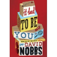 It Had to Be You -David Nobbs Book