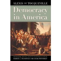 Democracy in America - Politics Book Aus Stock