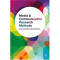 Media and Communication Research Methods: An Introduction Book