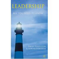 Leadership: All You Need to Know Book