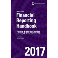 Financial Reporting Handbook -Public Benefit Entities 2017 New Zealand