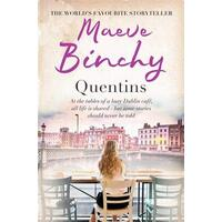 Quentins -Maeve Binchy Fiction Book Aus Stock
