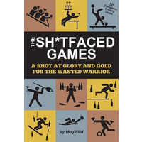 The Sh*tfaced Games: A Shot at Glory and Gold for the Wasted Warrior - Cooking