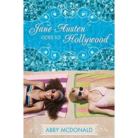 Jane Austen Goes to Hollywood -McDonald, Abby Children's Novel Book Aus Stock