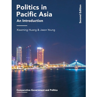 Politics in Pacific Asia -An Introduction (Comparative Government and Politics) Book
