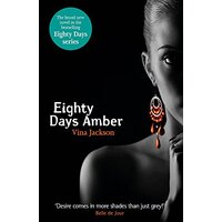 Eighty Days Amber Fiction Book Aus Stock