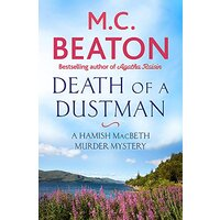 Death of a Dustman: Hamish Macbeth -M. C. Beaton Fiction Book Aus Stock