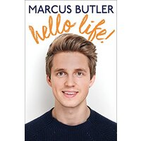 Hello Life! -Marcus Butler Biography Book Aus Stock