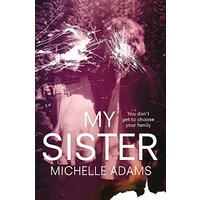 My Sister Fiction Book Aus Stock
