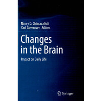 Changes in the Brain -Impact on Daily Life - Psychology Book Aus Stock