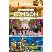 Lonely Planet Make My Day London: Travel Guide - Travel Book Aus Stock