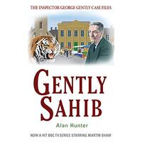 Gently Sahib (George Gently) -Hunter, Mr. Alan Fiction Novel Book Aus Stock