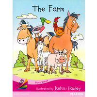 First Wave Set 1: The Farm -Jill Eggleton Children's Book Aus Stock