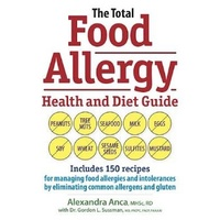The Total Food Allergy Health and Diet Guide Health & Wellbeing Book Aus Stock
