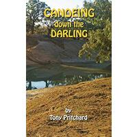 Canoeing down the Darling -Tony Pritchard Science Book Aus Stock