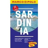 Sardinia Marco Polo Pocket Travel Guide 2018 - with pull out map - Travel Book