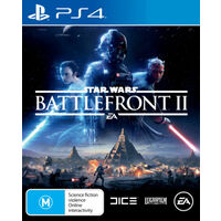 Star Wars Battlefront II 2 PS4 Playstation 4 Game - Disc Like New