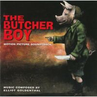 Soundtrack - The Butcher Boy BRAND NEW SEALED MUSIC ALBUM CD - AU STOCK