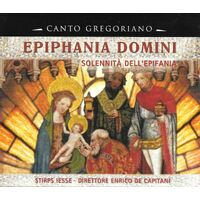 Epiphania Domini by Stirps Lesse BRAND NEW SEALED MUSIC ALBUM CD - AU STOCK