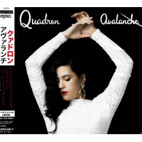 Quadron ‎– Avalanche BRAND NEW SEALED MUSIC ALBUM CD - AU STOCK