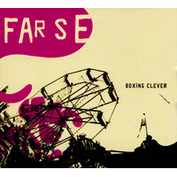 Farse ‎– Boxing Clever BRAND NEW SEALED MUSIC ALBUM CD - AU STOCK