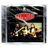Giants of Rock : Mammoth BRAND NEW SEALED MUSIC ALBUM CD - AU STOCK