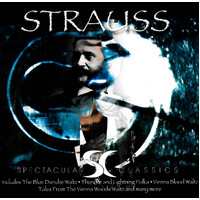 Strauss - Spectacular Classics BRAND NEW SEALED MUSIC ALBUM CD - AU STOCK