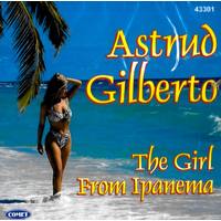 Astrud Gilberto - The Girl From Ipanema BRAND NEW SEALED MUSIC ALBUM CD