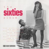 Various - The Sixties Album BRAND NEW SEALED MUSIC ALBUM CD - AU STOCK