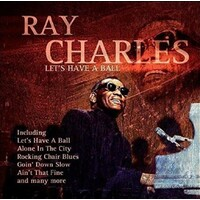 Ray Charles I Wonder Who's Kissing Her Now? BRAND NEW SEALED MUSIC ALBUM CD