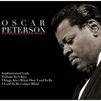 Oscar Peterson BRAND NEW SEALED MUSIC ALBUM CD - AU STOCK