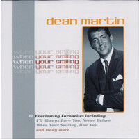 Dean Martin ‎– When Your Smiling -Ballad, Vocal BRAND NEW SEALED MUSIC ALBUM CD