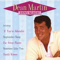 Dean Martin - Dino Magic BRAND NEW SEALED MUSIC ALBUM CD - AU STOCK