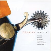COUNTRY MUSIC [Musique Du Monde] - BRAND NEW SEALED MUSIC ALBUM CD - AU STOCK