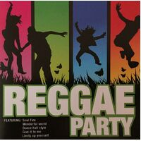 REGGAE PARTY Compilation BRAND NEW SEALED MUSIC ALBUM CD - AU STOCK