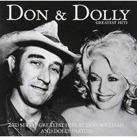 Dolly Parton & Don Williams Greatest Hits BRAND NEW SEALED MUSIC ALBUM CD