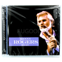 KENNY ROGERS KENNY ROGERS 2 DISC's BRAND NEW SEALED MUSIC ALBUM CD - AU STOCK