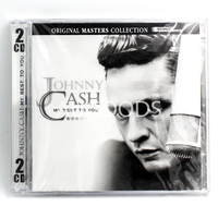 Johnny Cash The best to You 2 Disc BRAND NEW SEALED MUSIC ALBUM CD - AU STOCK