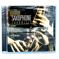 Golden Saxophone Favorites BRAND NEW SEALED MUSIC ALBUM CD - AU STOCK