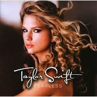 Fearless Taylor Swift BRAND NEW SEALED MUSIC ALBUM CD - AU STOCK