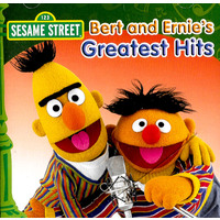 Bert and Ernie's Greatest Fits BRAND NEW SEALED MUSIC ALBUM CD - AU STOCK