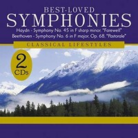 Best Loved Symphonies 2 Disc Set BRAND NEW SEALED MUSIC ALBUM CD - AU STOCK