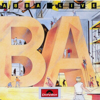ABBA ‎– Live BRAND NEW SEALED MUSIC ALBUM CD - AU STOCK