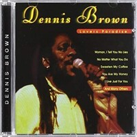 DENNIS BROWN Lovers Paradise BRAND NEW SEALED MUSIC ALBUM CD - AU STOCK
