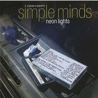 Neon Lights by Simple Minds BRAND NEW SEALED MUSIC ALBUM CD - AU STOCK