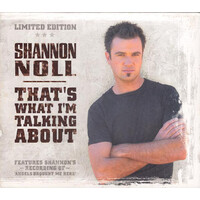 Shannon Noll ‎– That's What I'm Talking About BRAND NEW SEALED MUSIC ALBUM CD