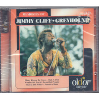 Memories of Jimmy Cliff/ Greyhound BRAND NEW SEALED MUSIC ALBUM CD - AU STOCK