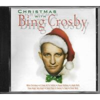 Christmas with Bing Crosby [Weton] BRAND NEW SEALED MUSIC ALBUM CD - AU STOCK